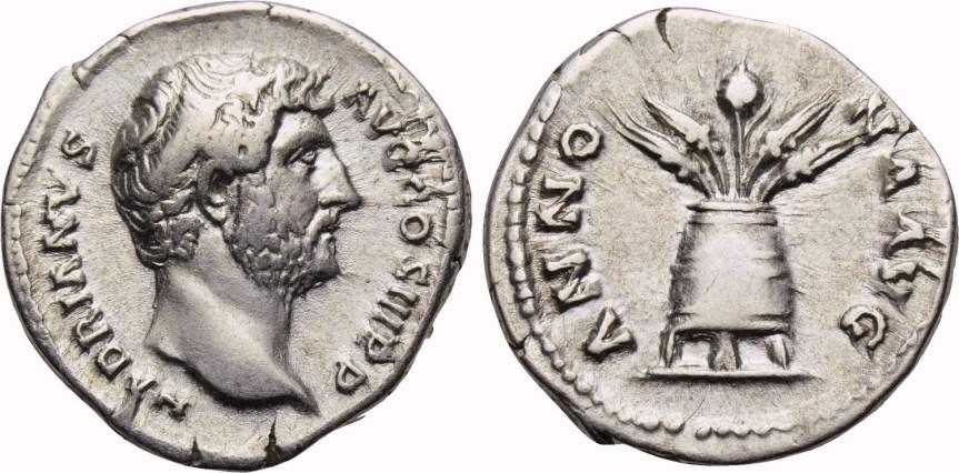 Antoninus Pius, 138-161 AD
