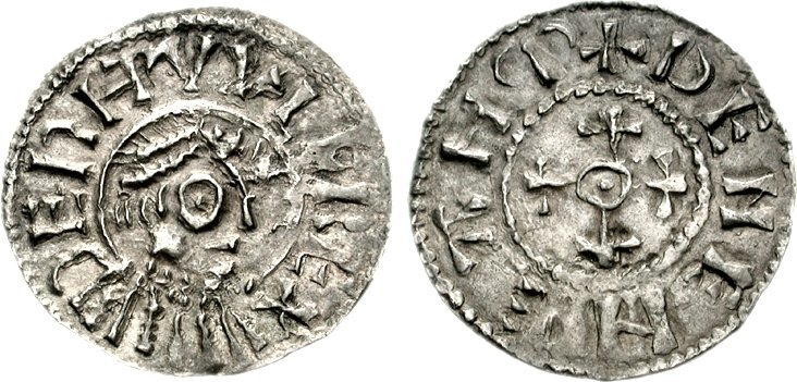 Berhtwulf of Mercia - Date of reign: AD 852-AD 852