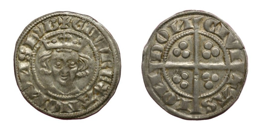 Edward I Cl 1c Penny London