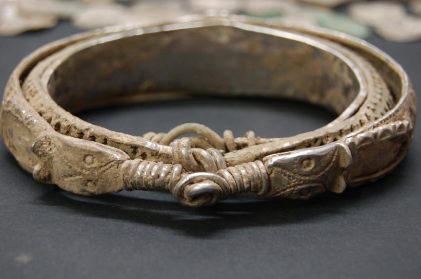 silverdale hoard nested bracelet